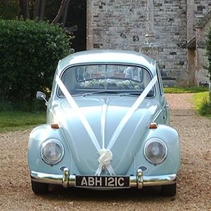Dorset Dubhire | VW Wedding Car Hire