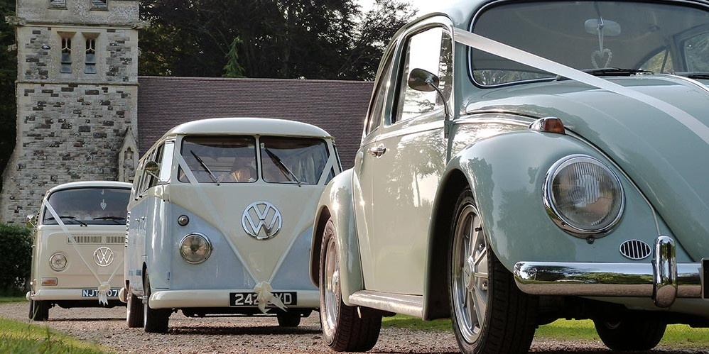 Dorset Dubhire Vw Wedding Car Hire